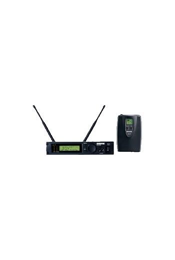 CONJUNTO INALÁMBRICO SHURE UHF EULXP4+ULX1