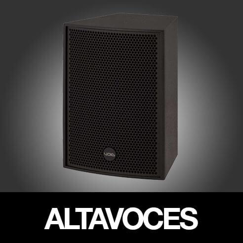 Altavoces